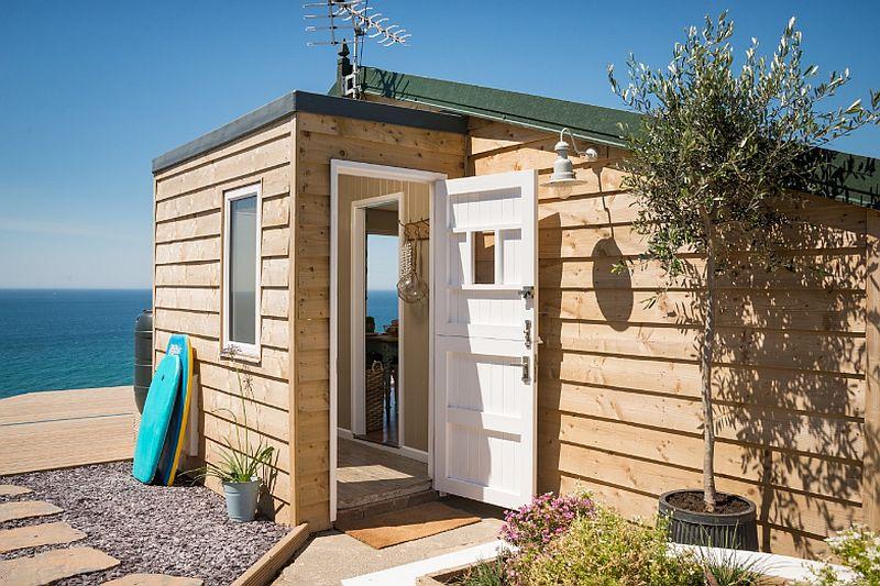 adelaparvu.com despre casa de vacanta la mare, Daydreamer, Cornwall, UK, casa in stil marin, Anglia, Foto Unique Home Stays (1)