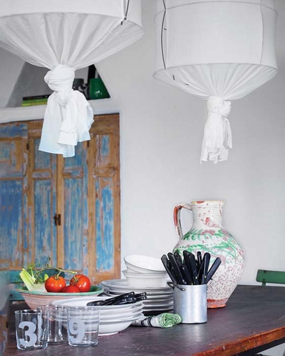 adelaparvu.com despre casa din piatra in stil eclectic, Umbria, designer Andrea Falkner, Foto Septimius Krogh (1)