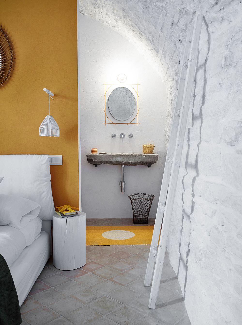 adelaparvu.com despre casa din piatra in stil eclectic, Umbria, designer Andrea Falkner, Foto Septimius Krogh (18)