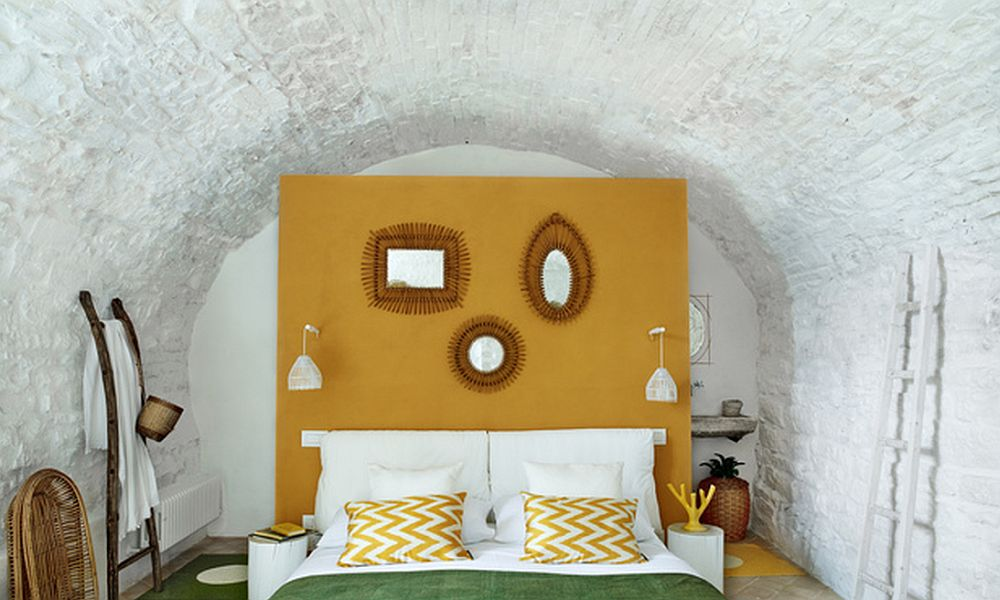 adelaparvu.com despre casa din piatra in stil eclectic, Umbria, designer Andrea Falkner, Foto Septimius Krogh (27)