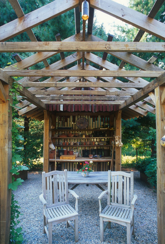 adelaparvu.com despre gradina rustica, Orchard Farm, design Clinton and Associates Landscape Architects, Foto Roger Foley (12)