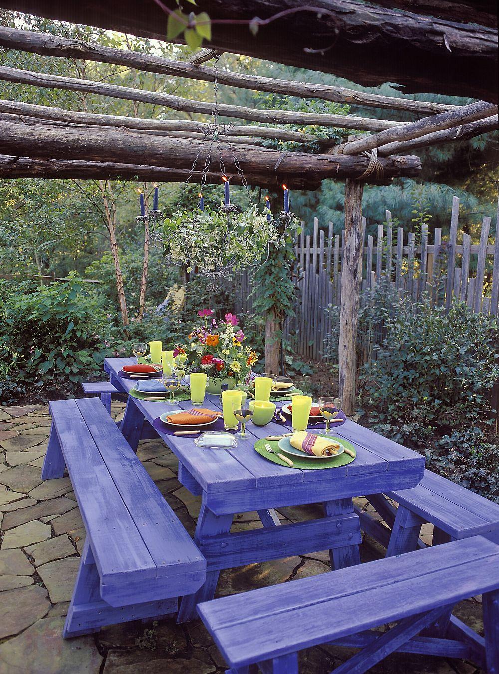adelaparvu.com despre gradina rustica, Orchard Farm, design Clinton and Associates Landscape Architects, Foto Roger Foley (3)