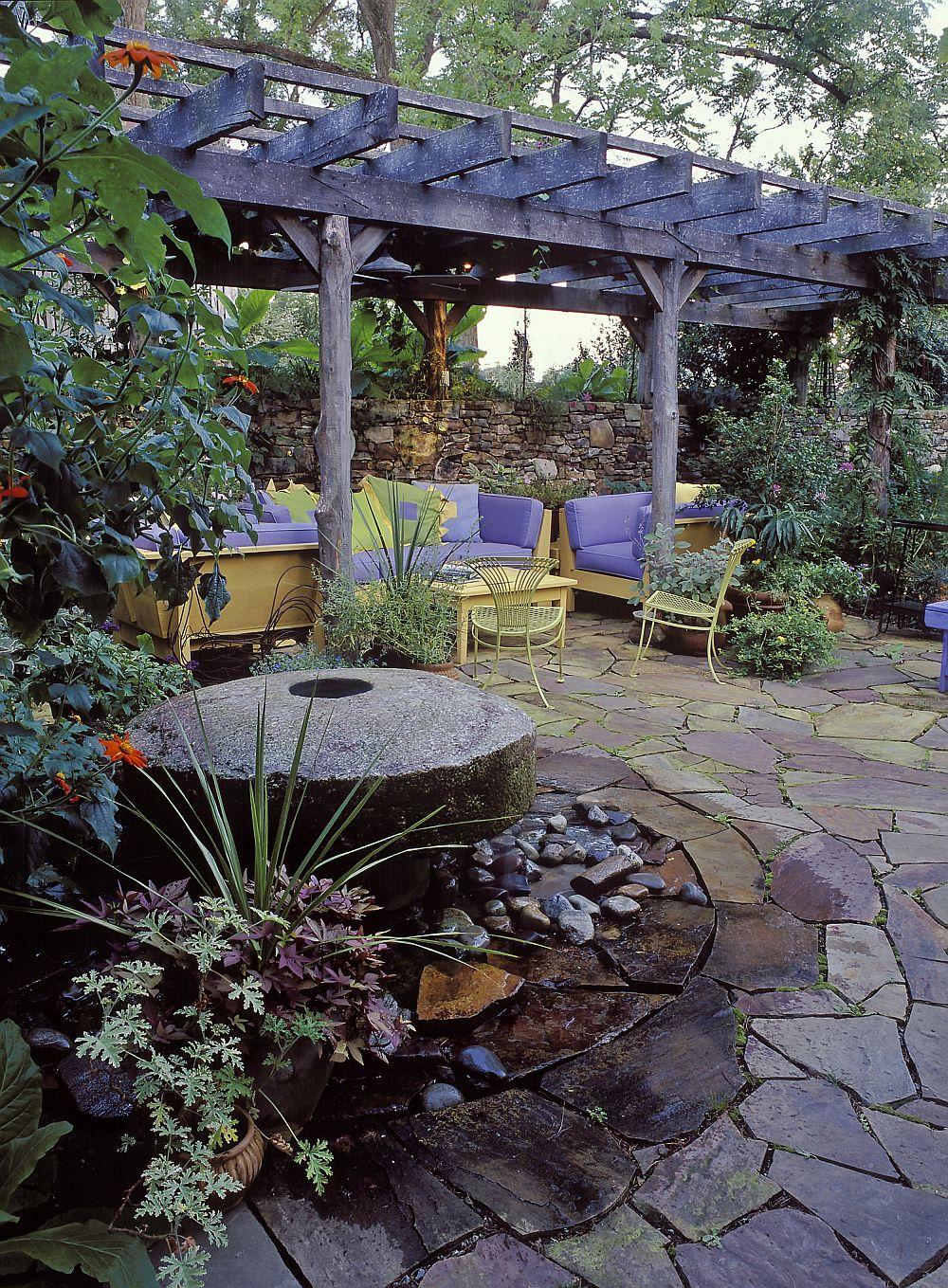 adelaparvu.com despre gradina rustica, Orchard Farm, design Clinton and Associates Landscape Architects, Foto Roger Foley (4)