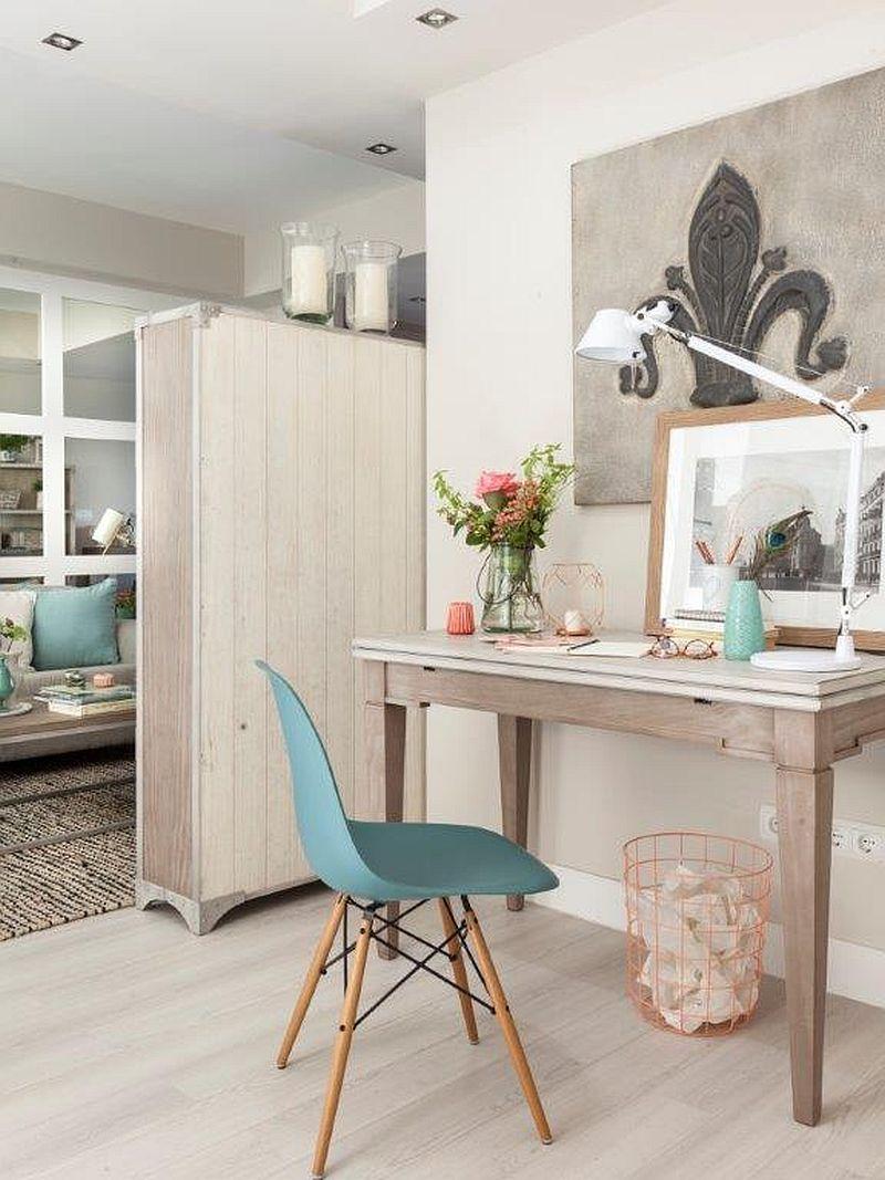 adelaparvu.com despre apartament de 65 mp, designer Mercedes Postigo, Foto ElMueble, Felipe Scheffel (11)