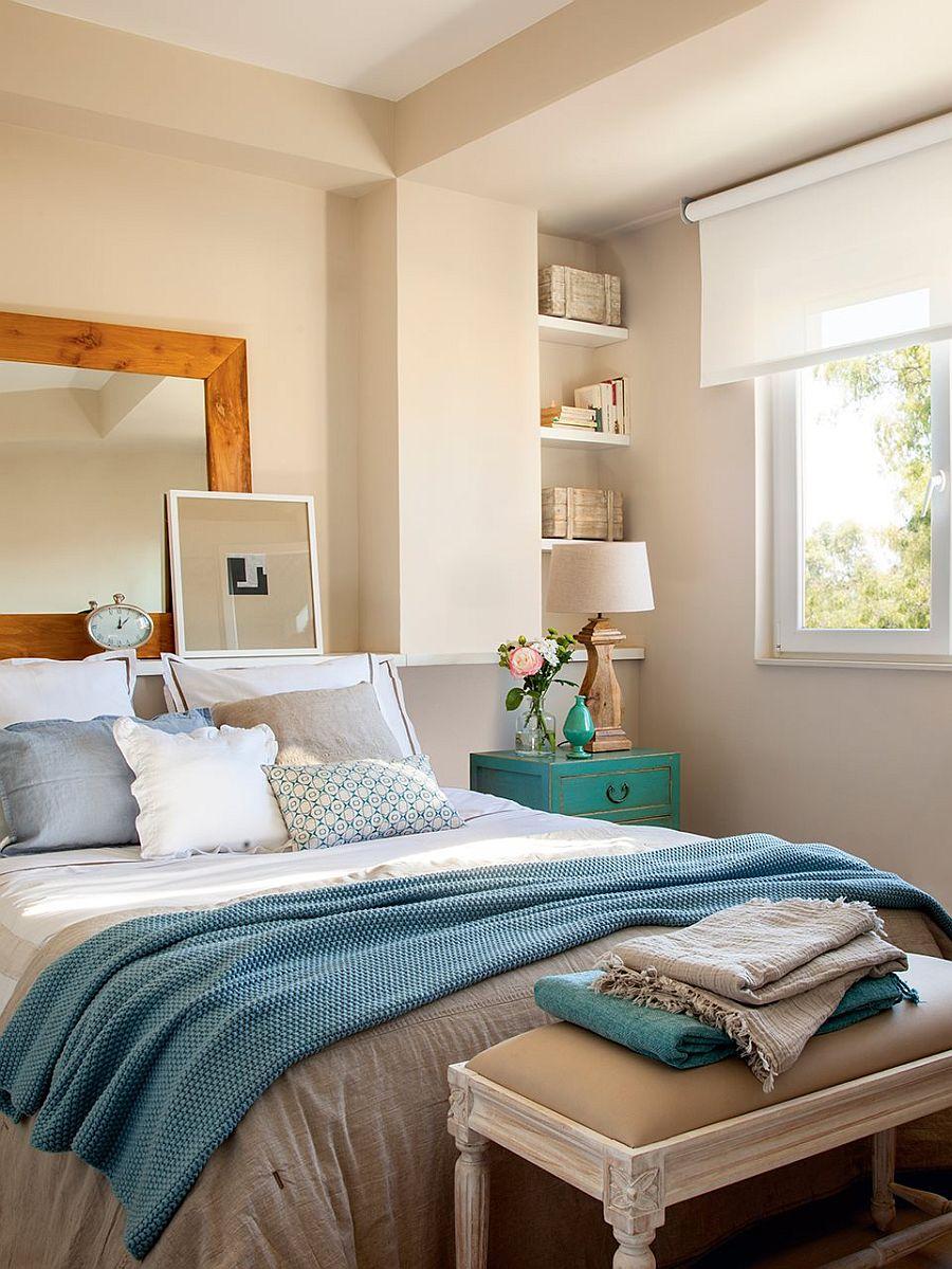 adelaparvu.com despre apartament de 65 mp, designer Mercedes Postigo, Foto ElMueble, Felipe Scheffel (2)