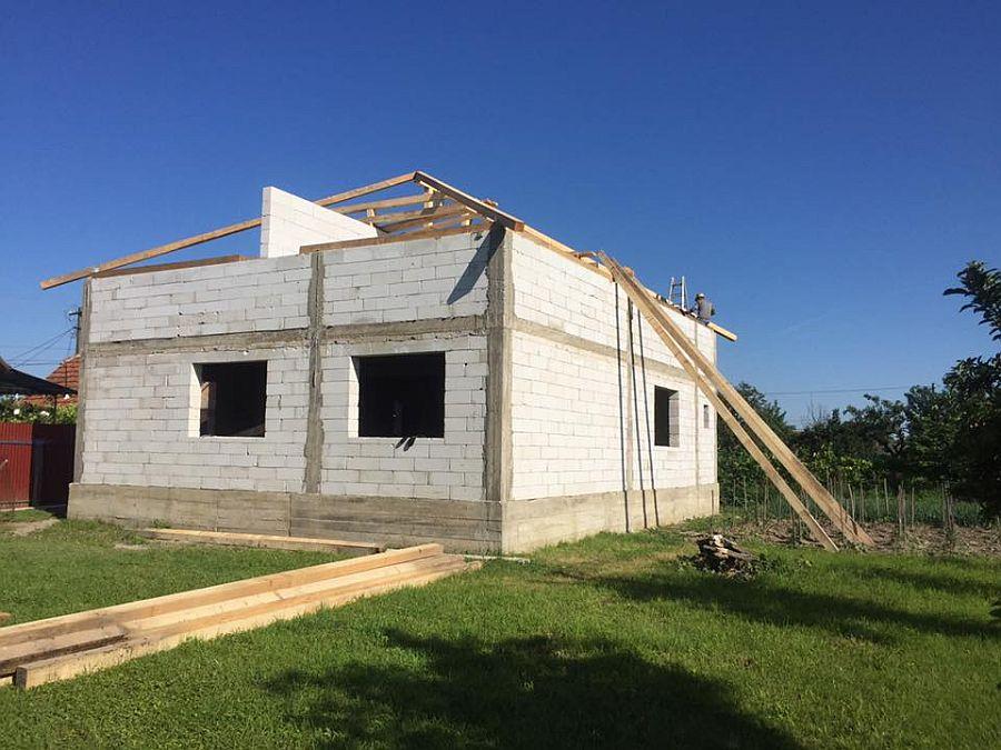 adelaparvu.com despre constructii din BCA cu Macon, Foto Lazar Construct (5)