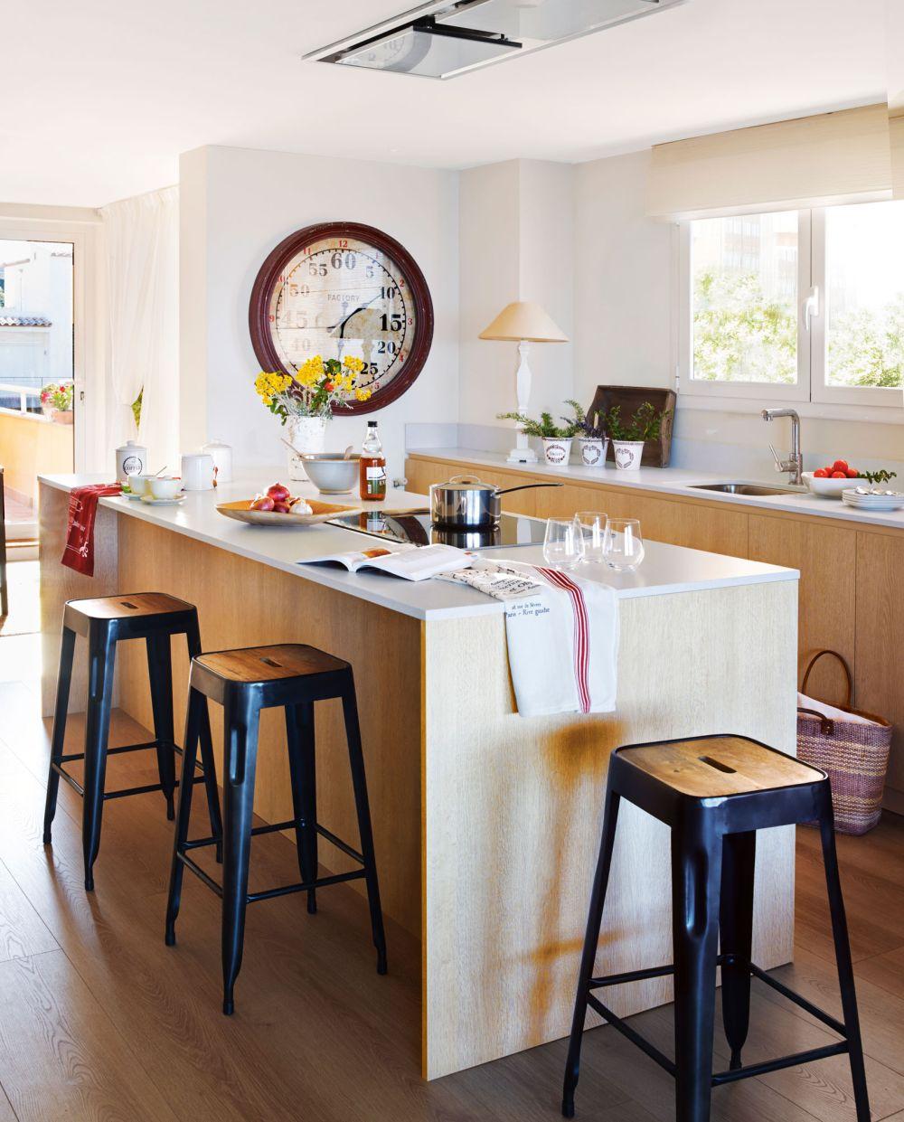 Apartament în Stil Marin Frumos Amenajat Pentru O Familie