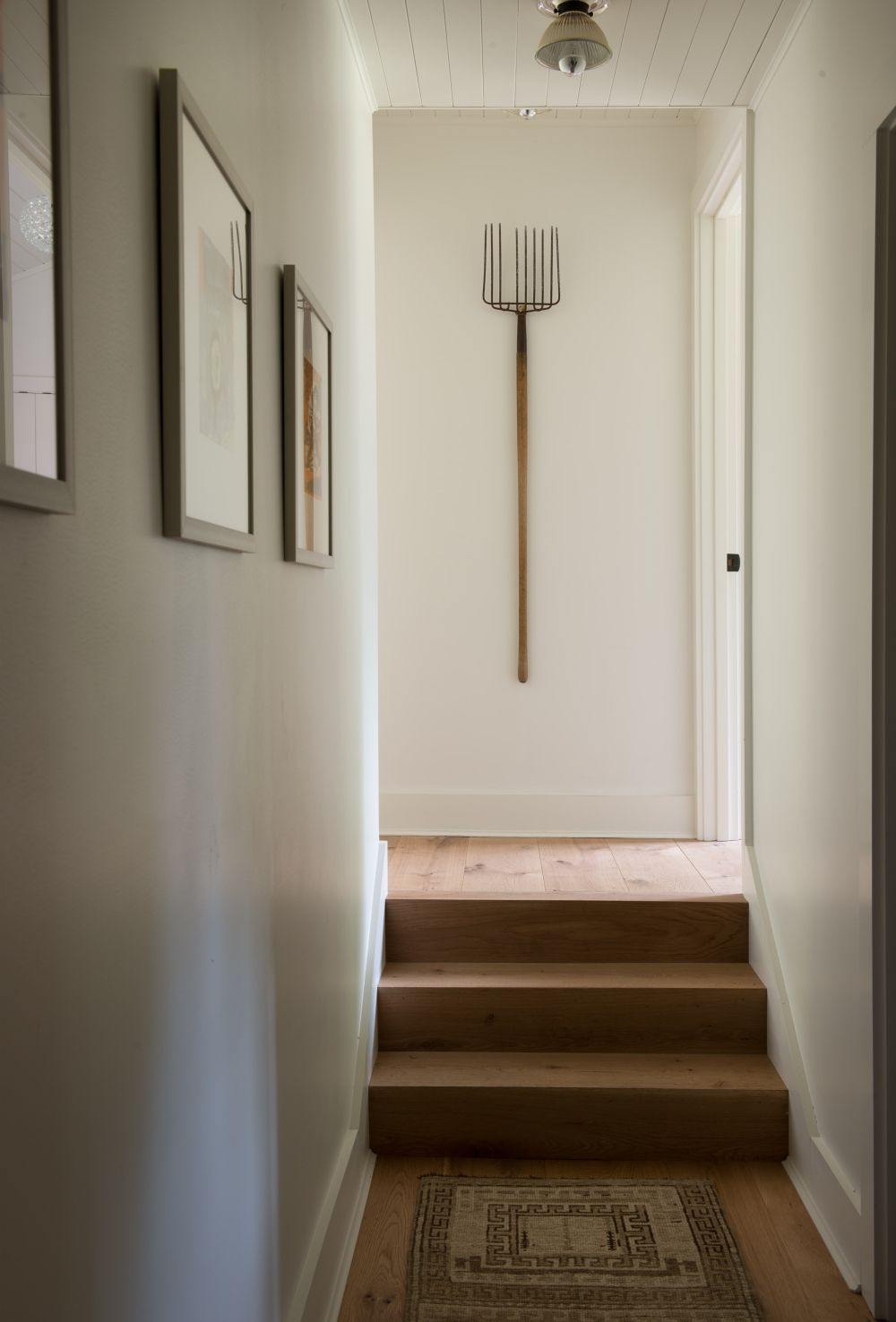 adelaparvu.com despre casa din lemn cu interior rustic actual, Design Kelly Mittleman, arch Mark Finlay, Foto Jane Beiles (24)