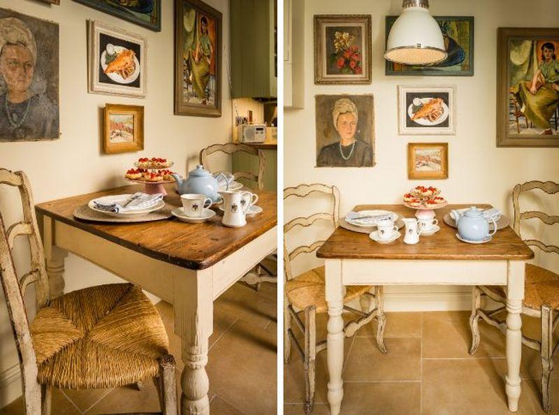 adelaparvu.com despre casa romantica englezeasca in Burford, Little Scarlet prin Unique Home Stays (17)