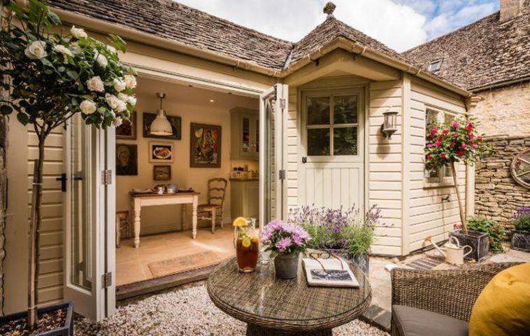 adelaparvu.com despre casa romantica englezeasca in Burford, Little Scarlet prin Unique Home  Stays (86)