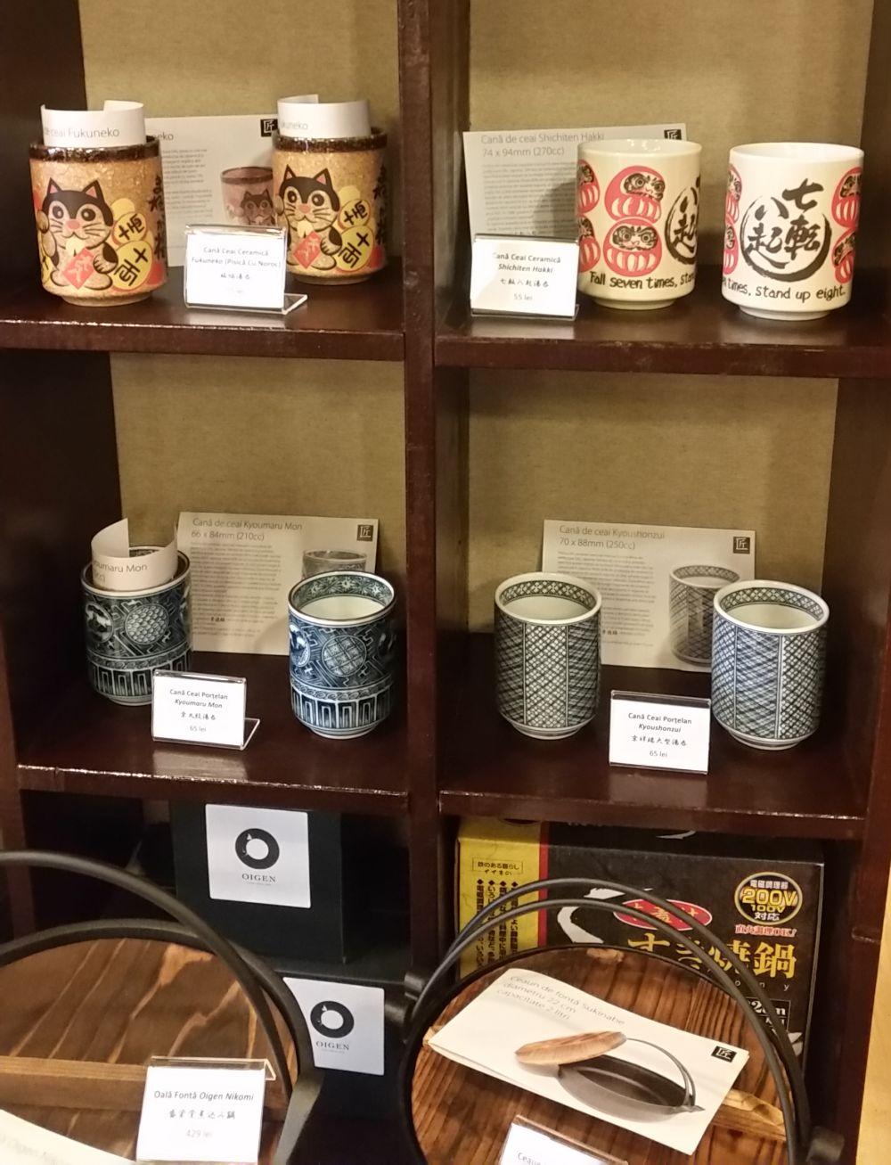 adelaparvu.com despre magazin cu obiecte de artizanat japonez, Takumi Bucuresti (34)