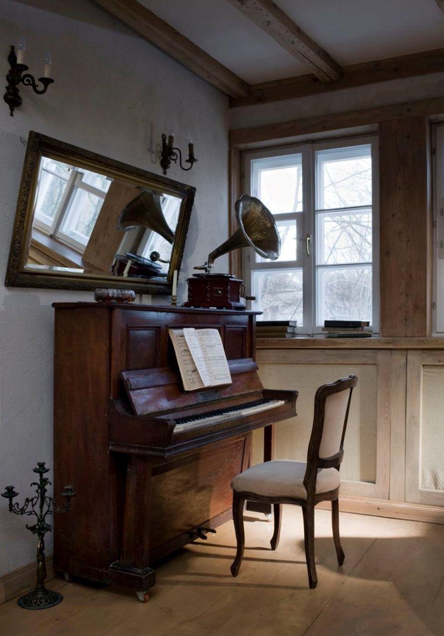 adelaparvu.com despre mansarda romantica, stil rustic, Design PrzepisnaDom, Foto Rafal Lipski (6)