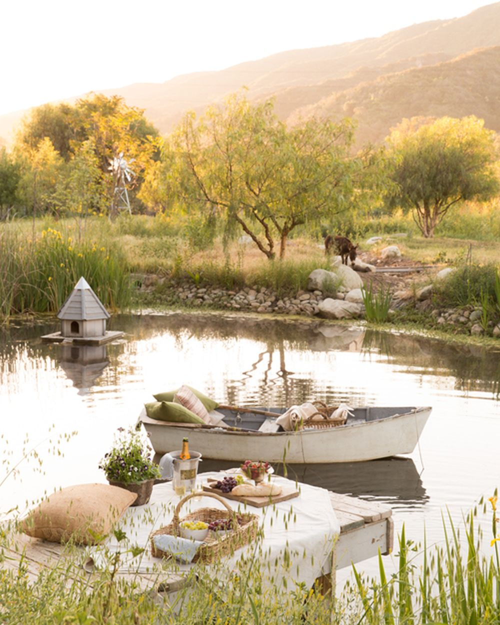 adelaparvu.com despre Patina Farm, California, arhitectura si design Giannetti Home