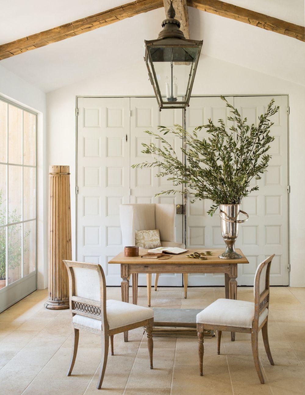 adelaparvu.com despre Patina Farm, California, birou Brooke, arhitectura si design Giannetti Home