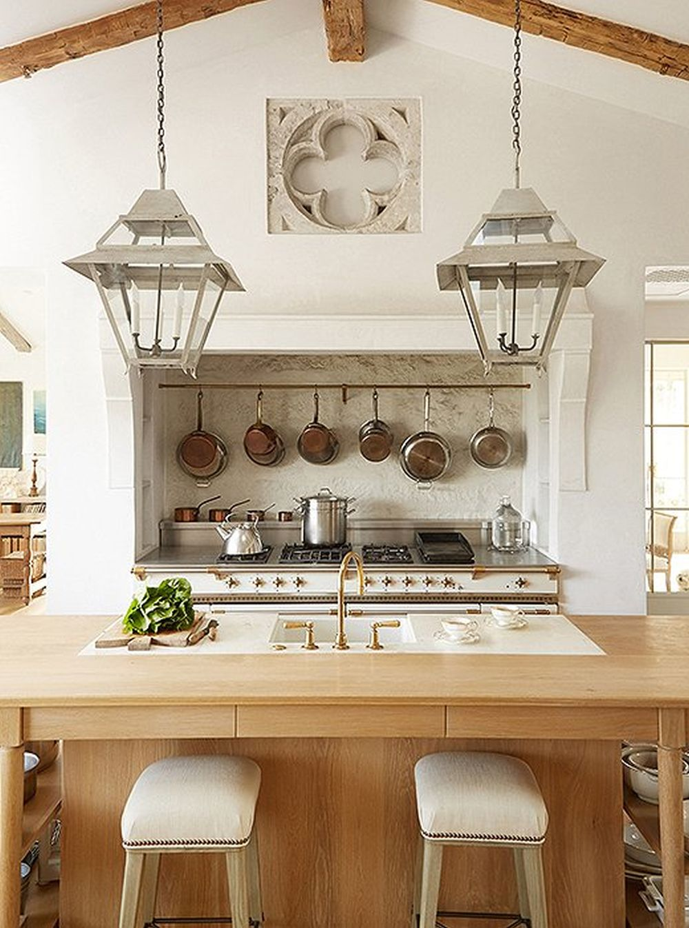 adelaparvu.com despre Patina Farm, California, bucatarie, arhitectura si design Giannetti Home (5)