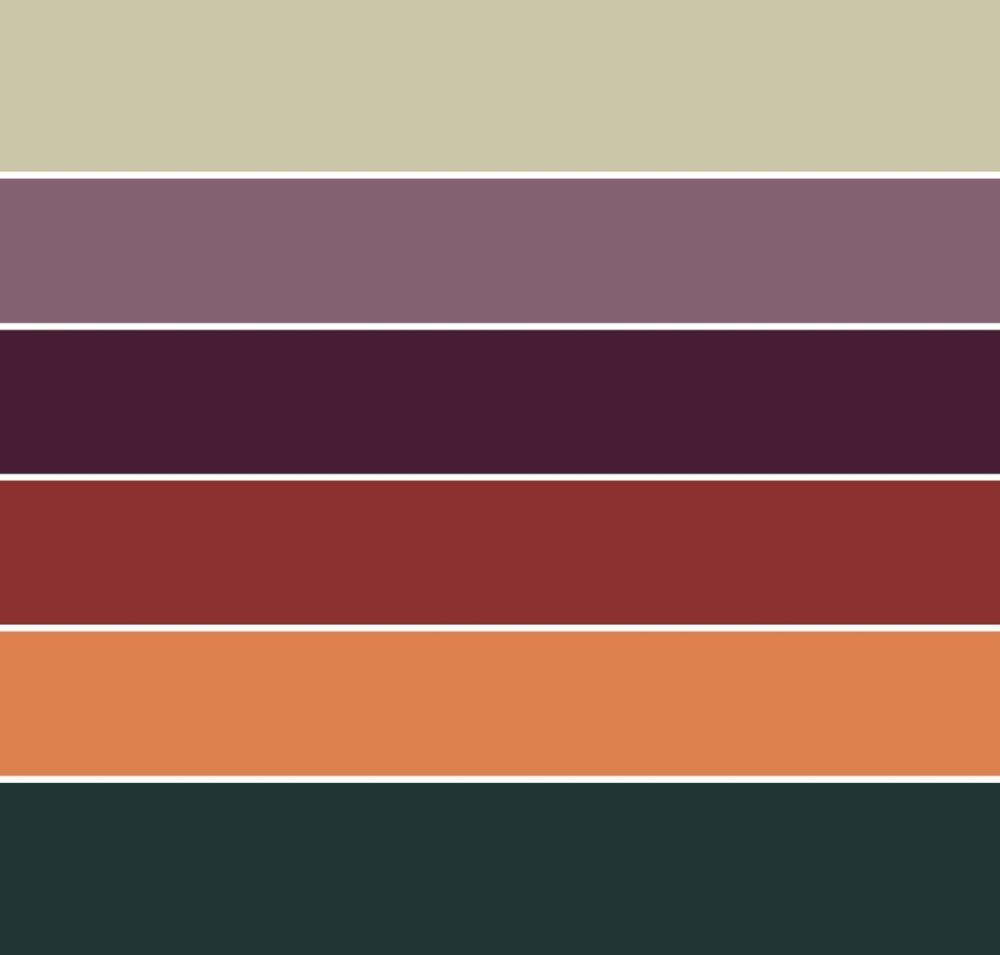 adelaparvu.com despre culorile anului 2017-2018 trendurile NCS, paleta de culori