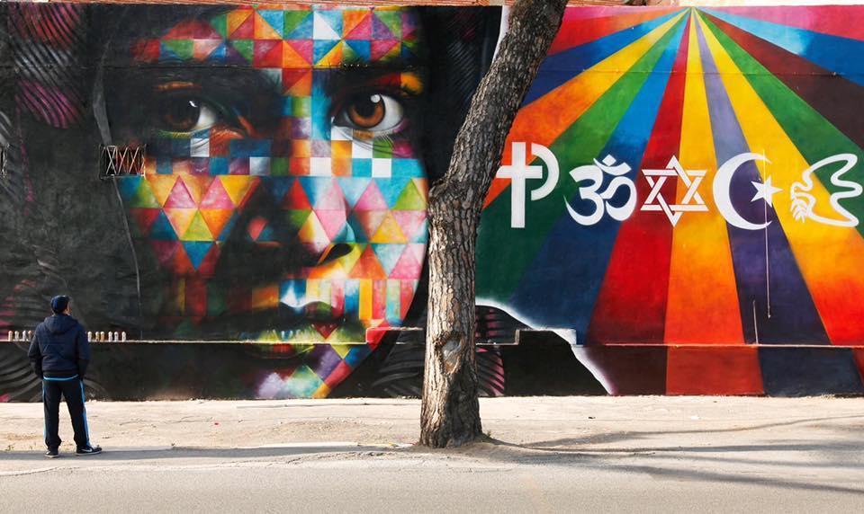 adelaparvu.com despre Eduardo Kobra artistul graffiti al oraselor (1)