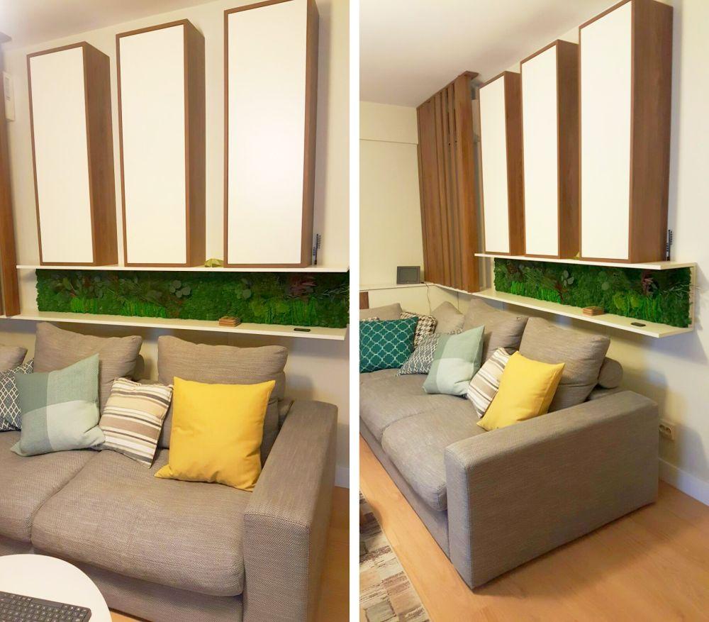 adelaparvu.com despre tablouri cu plante stabilizate, design Arta Gradinilor, Bucuresti (23)