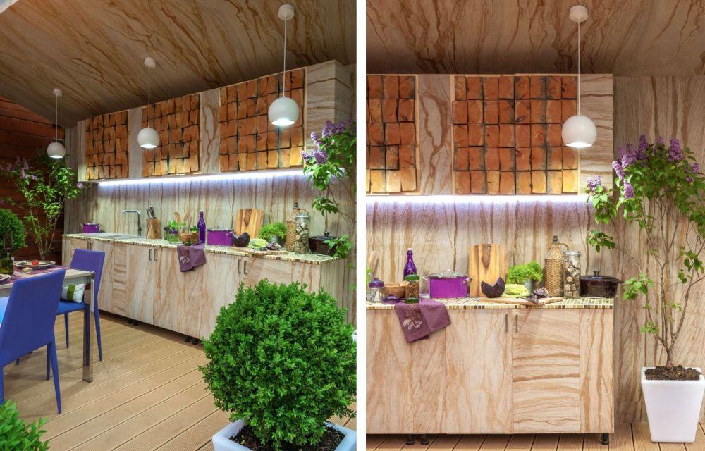 adelaparvu.com despre terasa cu bucatarie de vara,40 mp, Malakhovka, Rusia, Design Roman Belyanin si Alexei Zhbankov (8)
