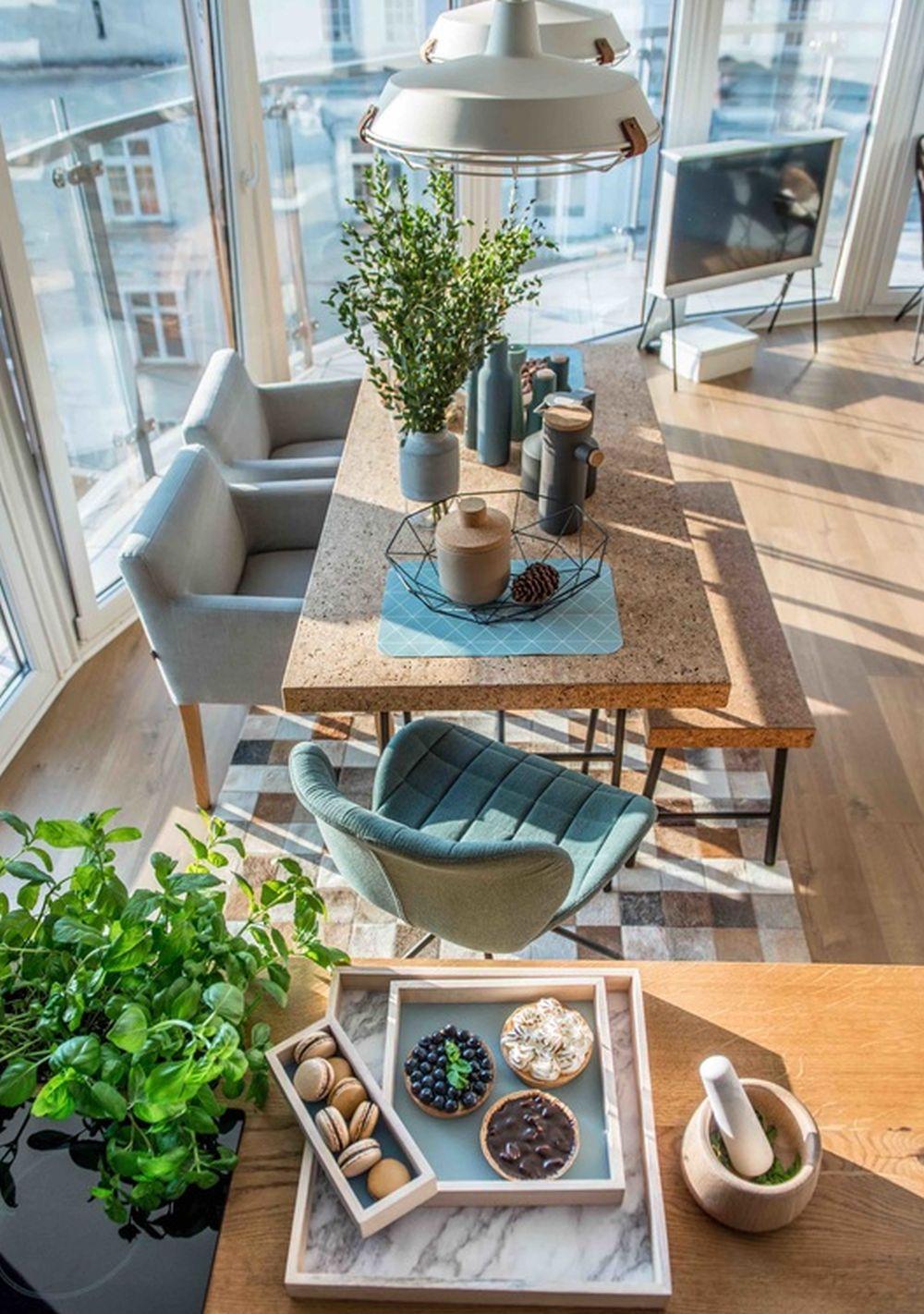 adelaparvu.com despre apartament de 2 camere in stil scandinav, Polonia, Design Shoko Studio (12)