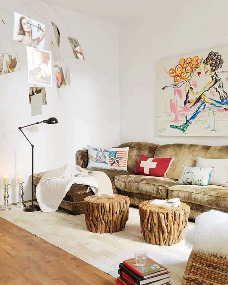 adelaparvu.com despre apartament lung la mansarda, Barcelona, designer Mireia Pla (4)