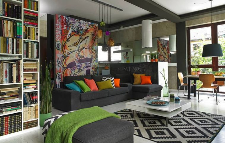 adelaparvu.com despre casa de artist, Design Anna Kmita, Foto Michael Skorupski, Weranda (1)