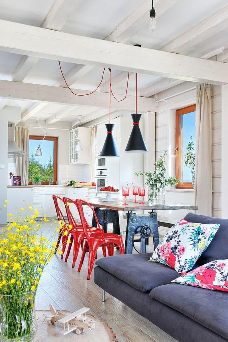adelaparvu.com despre casa de lemn pentru weekend, Muntii Tatra, Polonia, design AlexDesign (19)
