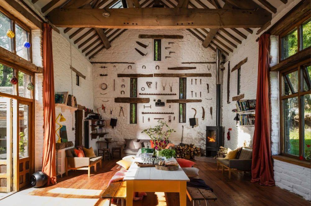 adelaparvu.com despre casa de vacanta de inchiriat, Anglia, Herefordshire, Charity House, Foto Unique Home Stays (44)