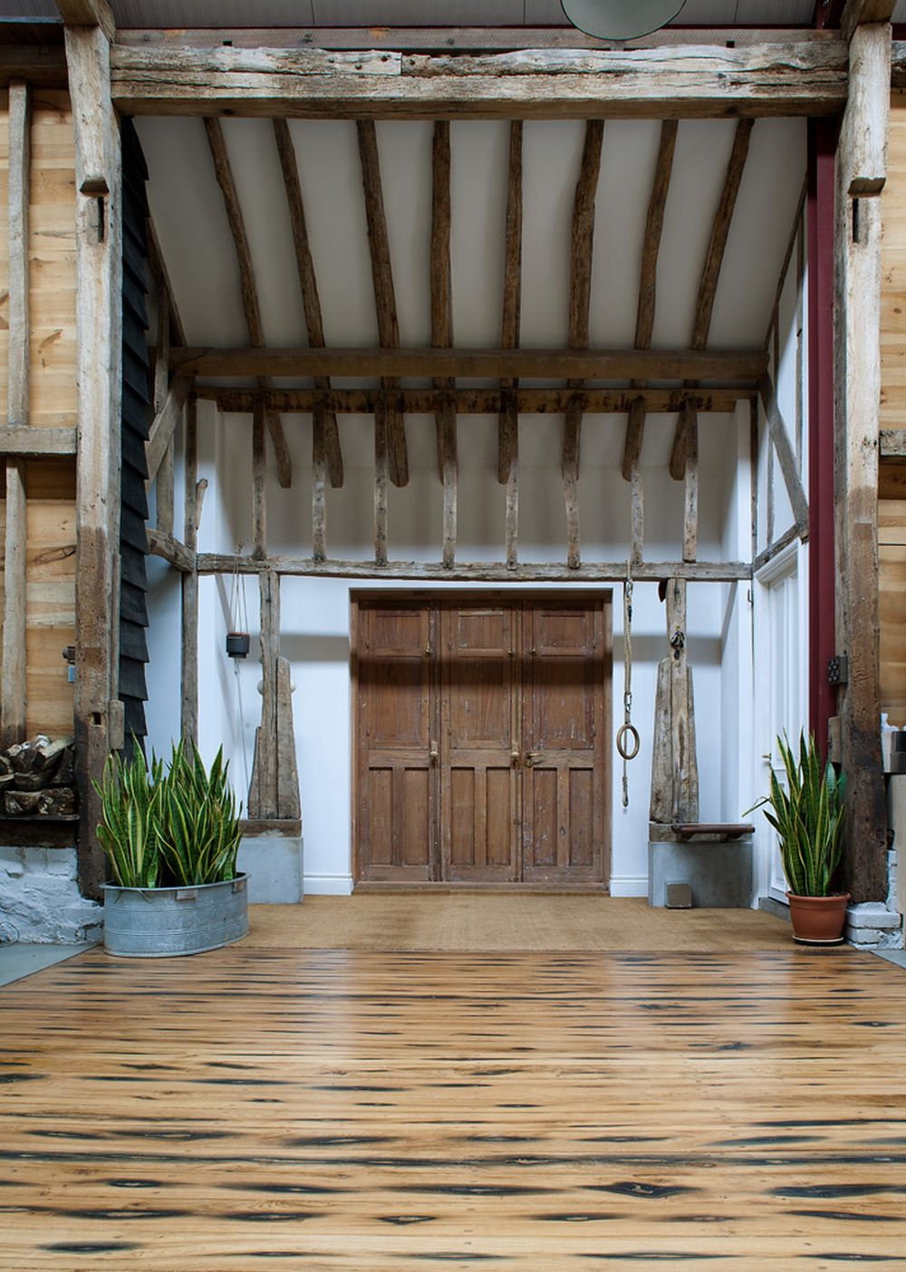 adelaparvu.com despre hambar spectaculos transformat, Arhitectura Liddicoat & Goldhill, Foto Will Scott (10)