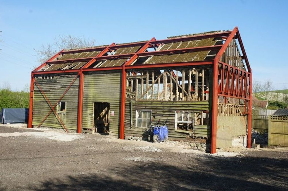 adelaparvu.com despre hambar spectaculos transformat, Arhitectura Liddicoat & Goldhill, Foto Will Scott (28)