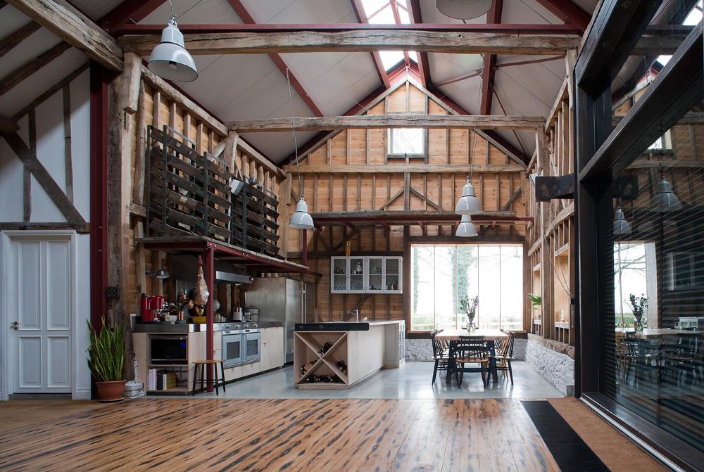adelaparvu.com despre hambar spectaculos transformat, Arhitectura Liddicoat & Goldhill, Foto Will Scott (4)