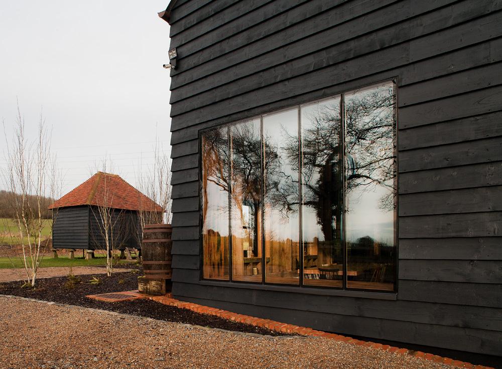 adelaparvu.com despre hambar spectaculos transformat, Arhitectura Liddicoat & Goldhill, Foto Will Scott (7)