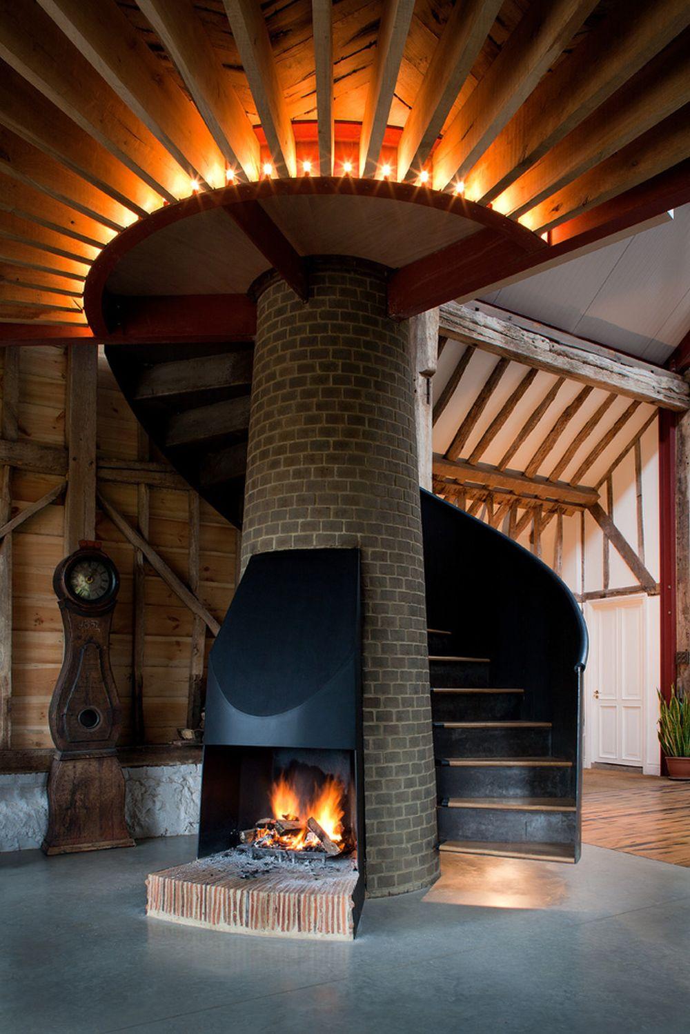 adelaparvu.com despre hambar spectaculos transformat, Arhitectura Liddicoat & Goldhill, Foto Will Scott (8)