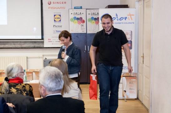 Alexandru Serban preminat stundent anul I. FOTO Andrei Iliescu