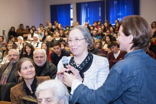 Maestra Maria Mihalache Blendea.FOTO Andrei Iliescu