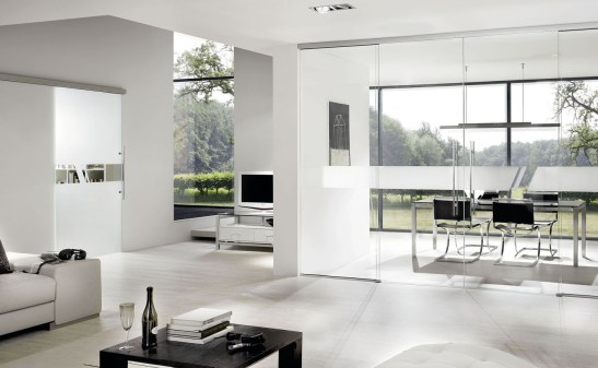licht & harmonie model Aero prin Exclusive Doors