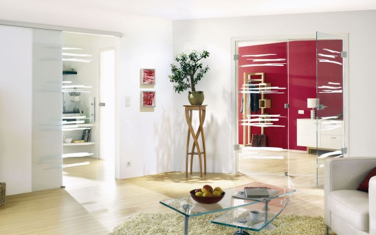 licht & harmonie model Gemini prin Exclusive Doors