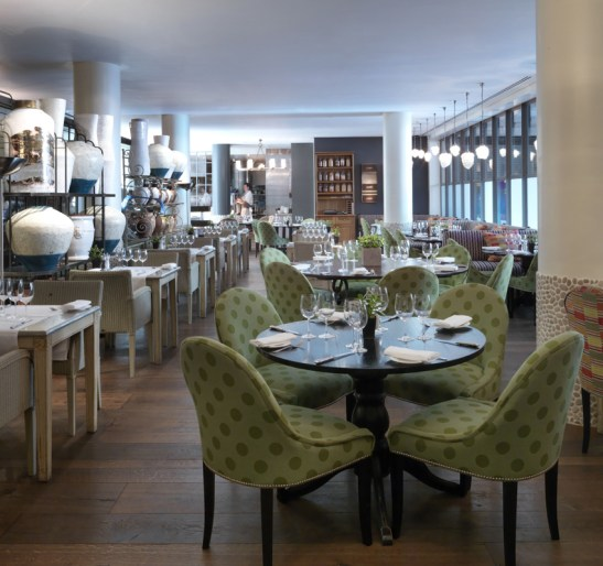 Refuel Bar and Restaurant la The Soho Hotel