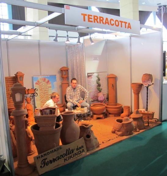 Firma Teracotta din Serbia prezenta la Ambient 2013