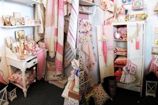 Mic mobilier si decoratiuni textile de la Yankee Land