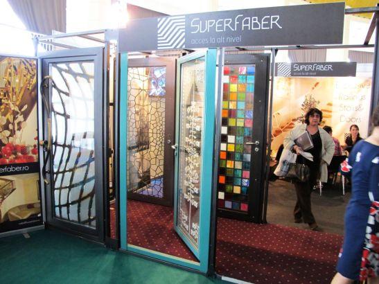 Usile exterioare realizate de SUPERFABER prezentate la Ambient