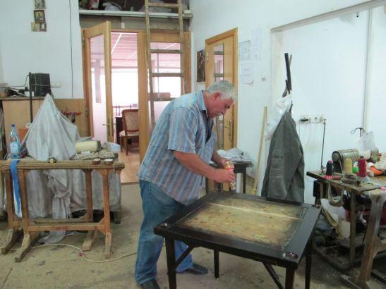 Meseria de tapiter o poti invata in atelierele Mobila si Tapiterie din Bucuresti