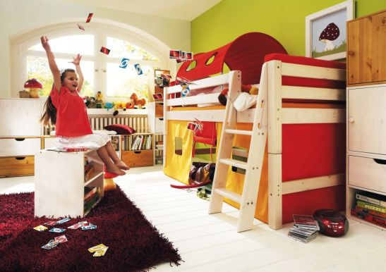 adelaparvu.com despre camere copii. Foto allnatura (6)