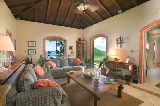 adelaparvu.com despre Villa Tara din Tortola Caraibe (8)