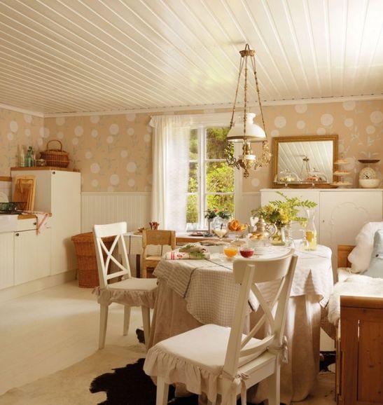 adelaparvu.com despre casa in stil rustic suedez designer Lorenza Meazza foto El Mueble (5)