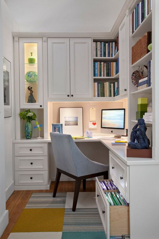 adelaparvu.com despre 10 idei pentru biroul sau atelierul de acasa (3)