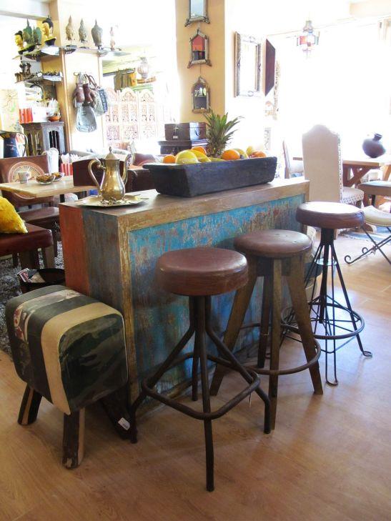Scaune de bar in stil industrial