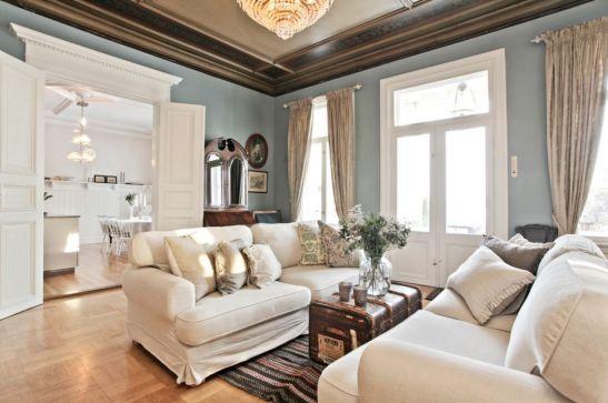 adelaparvu.com despre interior elegant chalet elvetian designer  Anne Cecilie Ranke (6)
