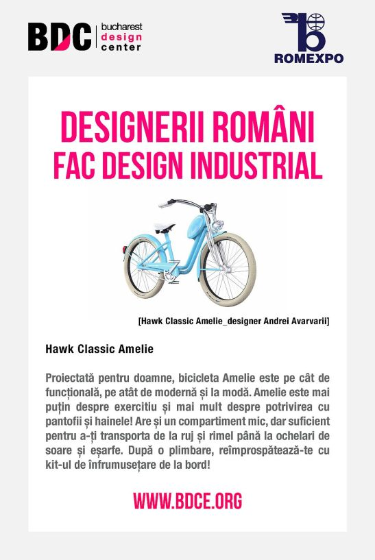 design RO_bicicleta Amelie