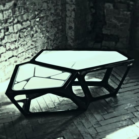 Masa Primo Simplexio designer Madalin Gheorghe Simplexio